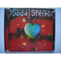 Soda Stereo Dynamo Cd Remaster +soda Sumo Cadillacs.