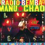 Vinilo Manu Chao Radio Bemba Baionarena ( 3 Lp + 2 Cd )