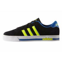 Adidas Neo Negras Y Amarillas