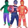 Disfraz Iron Man 3, Hulk O Capitan America Avengers New Toys
