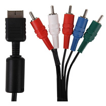 Cable Video Componente Sony Playstation Ps2 - Ps3