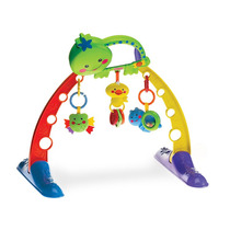 Gimnasio Fisher Price 2 En 1 Musical Luz Mordillo