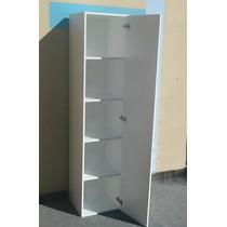 Despensero Blanco- Organizador De Cocina- Lavadero Y Baño
