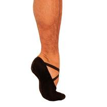 Zapatillas De Media Puntas Sansha - Color Negro - Abundance