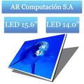 Pantalla Display Notebook Led 15.6 Y 14.0 Con Instalación