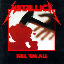 Cd Metallica - Kill Em All ( Visitá Mi Eshop )