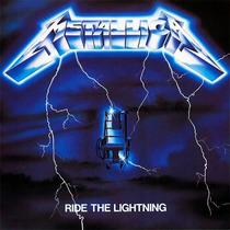Cd Metallica - Ride The Lightning ( Visitá Mi Eshop )