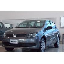 Volkswagen Voyage Trendline My16 A Precio De Gol Trend!! C
