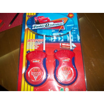 Walkie Tolkies De Toy Story/cars/angry Birds
