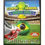 Album Navarrete Mundial Brasil 2014 - 100% Completo A Pegar