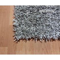 Carpeta Alfombra Shaggy Deluxe 140 X 200 Cm, Fundasoul