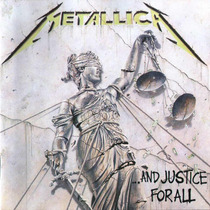 Cd Metallica - ... And Justice For All ( Visitá Mi Eshop )
