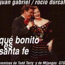 Juan Gabriel Rocio Durcal Cd Que Bonito Es Santa Fe Limitad