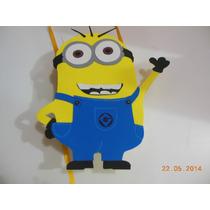 Piñata De Minion Mi Villano Favorito