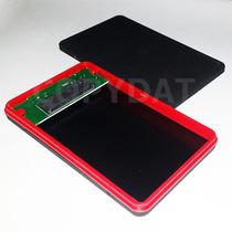 Cofre Usb 2.0 P/ Disco Rígido 1,8 Con Adaptador Micro Sata