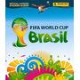 Álbum Mundial Brasil 2014 Panini Original Nuevo, Vacio