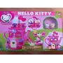 Hello Kitty Tienda De Te Y Cafe C/accesorios Envios Int