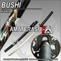 Katana Sable Espada Samurai Bushi Aito Iaido Kendo