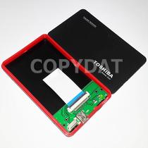 Cofre Usb 2.0 P/ Disco Rígido O Ssd 1,8 Con Adaptador Zif