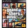 Grand Theft Auto V Gta V Ps3 + Regalo | Tarjeta Digital