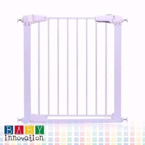 Puerta De Seguridad Baby Innovation Premium Metalica Exten