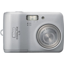 Camara Digital Nikon L3- C/gtia- Factura A Y B