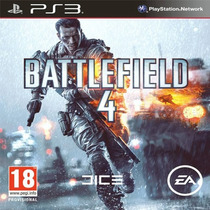 Battlefield 4 Ps3 Original Sellado
