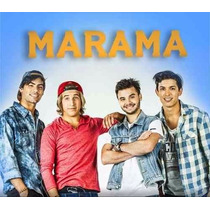 Entradas Marama - Teatro Opera - Plateas Fila 1 Nada Igual!!