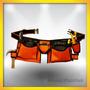 Cartuchera Cinturon Porta Herramientas Toolmen T36
