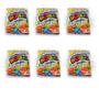 Caramelos Masticables Mogul 6 Bolsas De 150 Gr Arcor