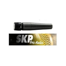 Micrófono Dinámico Profesional Skp Pro 57