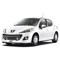 $55000 De Adelanto Y Cuotas O% Entrega Rápida Peugeot 207