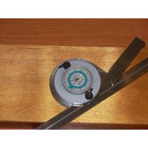 Goniometro Tesa Suiza - Dial No Mitutoyo Nuevo Regla 300 Mm