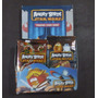 Cartas Trading Card Angry Birds Star Wars Caja Por 36 Sobres