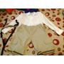 Difraz Camisa Con Tiradores Y Pantalon Con Boina De Pluma