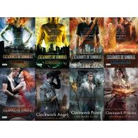 Saga Cazadores De Sombras - Cassandra Clare 8 Libros Digital