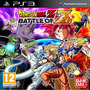 Dragon Ball Z Battle Of Z Ps3 Original Sellado