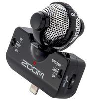 Zoom Iq5 Micrófono Stereo Profesional Para Ipad, Iphone