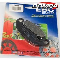 Pastilla De Freno Trasera Ebc Fa 141 Kawasaki Ninja Zr Dompa