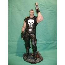 The Punisher Comiquette Custom- No Sideshow Hot Toys Medicom