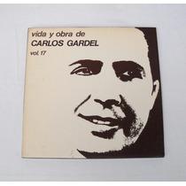 Vida Y Obra De Carlos Gardel Vol 17 Box 3 Lp Vinilo