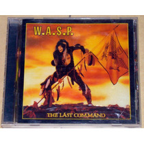 W.a.s.p. The Last Command Cd Uk