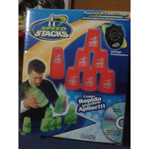 Speed Stacks Sport Stacking C/cronometro De Ditoys
