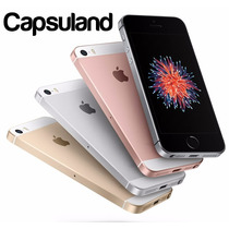 Iphone Se 16gb 4g Libre 12mp 4k Caja Garantia Apple Belgrano