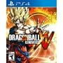 Dragon Ball Xenoverse - Playstation 4 Fisico Nuevo Sellado