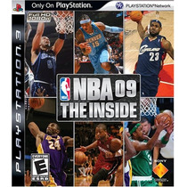 Juego Ps3 - Nba 09 The Inside