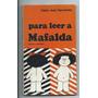 Para Leer A Mafalda Pablo José Hernández