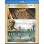 Blu-ray Manto Sagrado + La Biblia + La Historia Mas Grande
