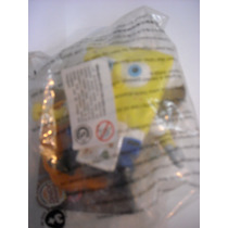 Bob Esponja Coleccion Burger King 2oo7