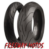 Cubierta Michelin 120/ 60 X 17 Pilot Power En Freeway Motos